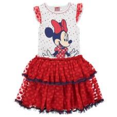 Minnie Mouse dress Disney  4 5 years