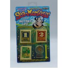 Sea Monkeys Mac Due Scimmiette del Mare Instant Life