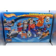 Turbo Jet City Hot Wheels sealed