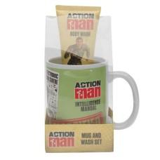 Action Man Mug and wash set
