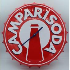 Campari Soda wall clock