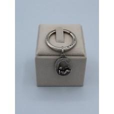 Giovanni Raspini keychain with charme used silver 925