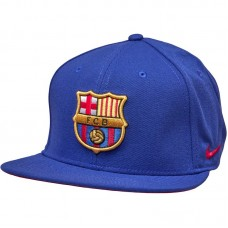 Barcelona Pro Snapback Cap Nike Mens FCB adjustable