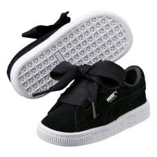 scarpe puma suede bambina