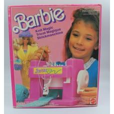 Barbie Mattel Knit Magic 1988