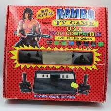Rambo TV game Atari 2600 new