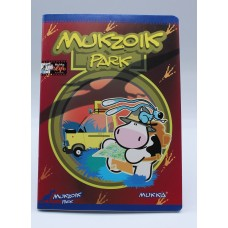 Mukka vintage notebook new