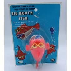 Masudaya Big Mouth Fish 1976 new rare