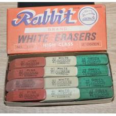 Vintage eraser new