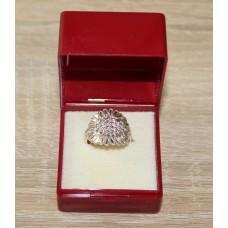 Sardinian filigree ring silver 925 new