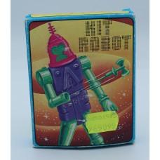 Robot Grisoni Bologna new rare 1983