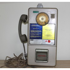 70 Year Coin Telephone working Urmet