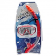 Snorkeling set Gul  temperated glass new