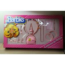 BARBIE SUPERTAR CONJUNTO DE MODA RARE NEW ORIGINAL 1985 MATTEL