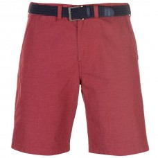 PIERRE CARDIN   SHORTS   NEW COLLECTION SUMMER WITH BELT  SIZE S
